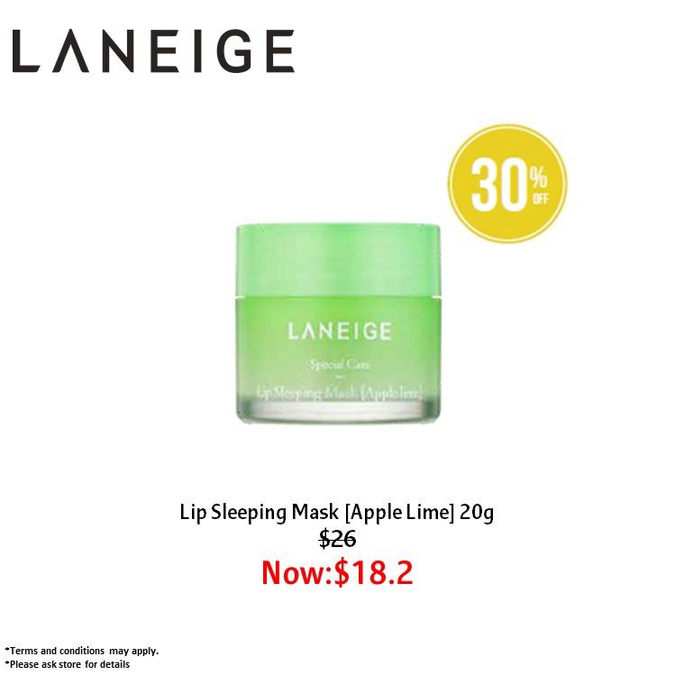 laneige-sleeping